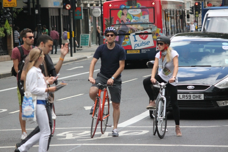 LondonCycling