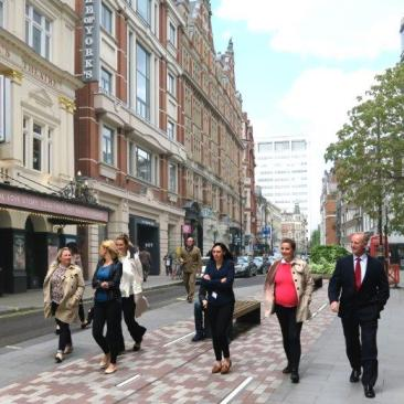 St Martin's Lane reimagined