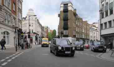 Shelton Street and Upper St Martin's Lane now